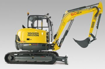 Neuson 5 Ton Digger