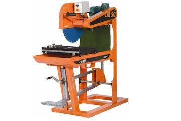 Clipper Petrol Brick Saw  350mm