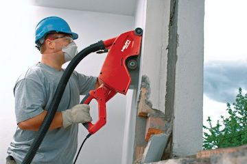 HILTI DCH 300 110v Electric Cutter