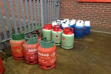 Stockists for Energas bottled and industrial gases
