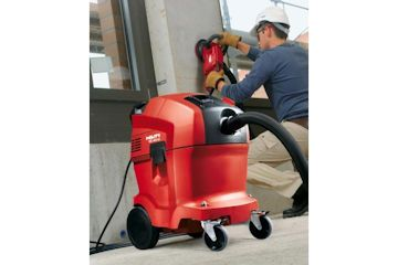 Dry/Wet Dust Extraction Unit - 110V Hilti VC 40