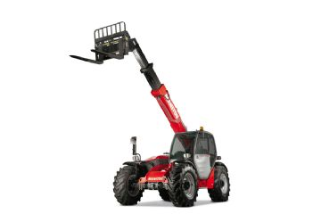 Manitou 9m Telehandler 
