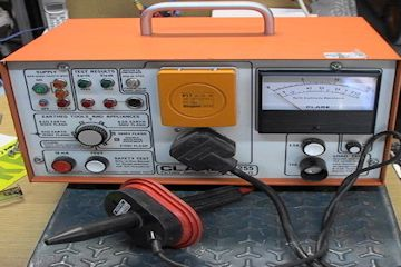 Electrical Repairs and P A Testing