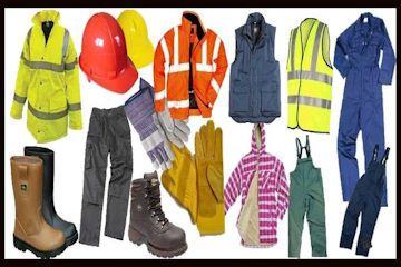 We also stock a range of safety clothing,footwear and gloves