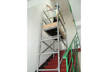 Stairway Tower