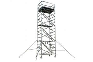 Aluminium Tower 0.8m Wide