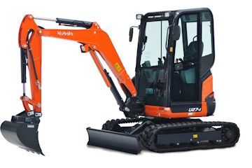 Kubota u25/u27 3 Ton Digger,